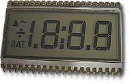 Standard LCD, 7 Segment