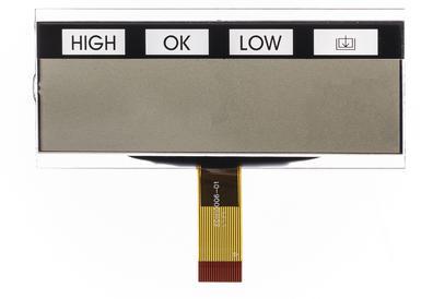 LCD halbrund