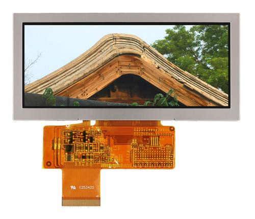 Customized TFT-Displays